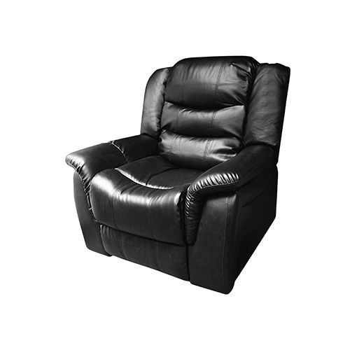 AVON Black 1 Seater Recliner Couch