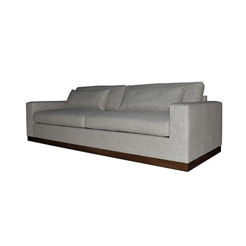 RIANA 4 Seater Grey Colour Sofa