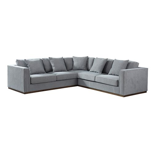 WINTER 5 Seater Grey Colour Sofa