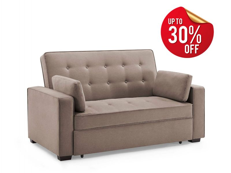 Charlston Pop Up Convertible Sofa Bed
