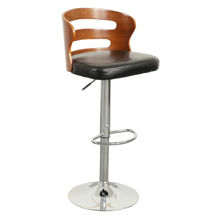 Eames Slotted Bar Stool