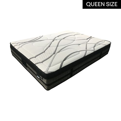 BACKCARE COLLECTION POCKET COIL SULTAN MATTRESS-QUEEN