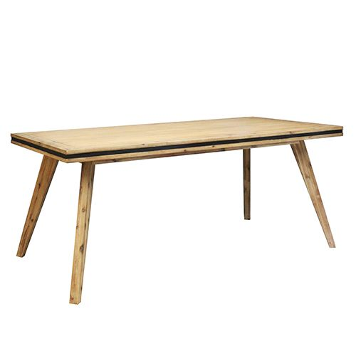SHADES DINING TABLE
