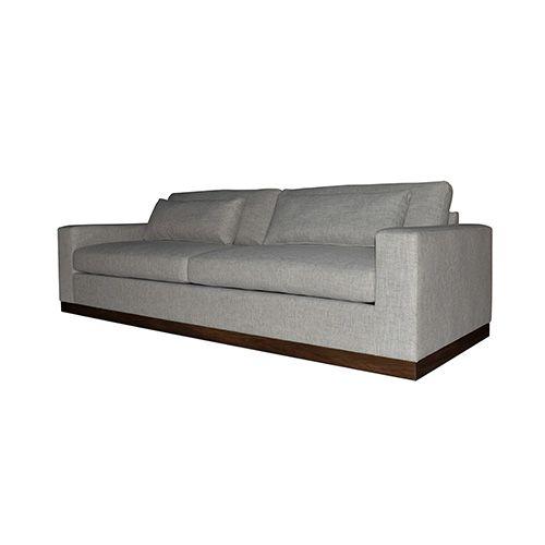 RIANA 4 Seater Grey Colour Sofa