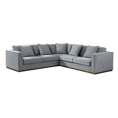 WINTER 5 Seater Grey Colour Sofa