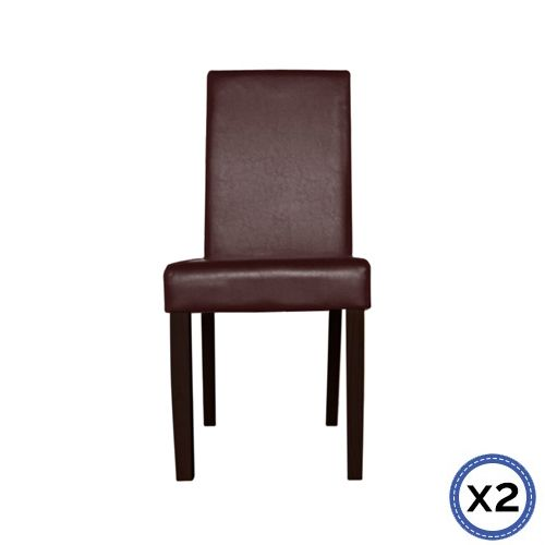 MONTO DIDNING CHAIRS X 2