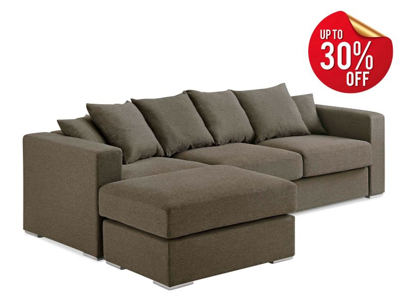 Enna L Sofa Set
